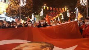 29 Ekim Cumhuriyet Bayramı tüm yurtta coşkuyla kutlandı