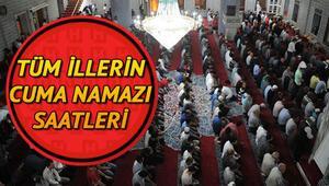 30 Ekim cuma namazı saati: İstanbul, Ankara, İzmirde cuma namazı saat kaçta Diyanet il il cuma namazı saatleri 2020