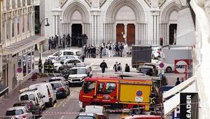 Vahşet hortladı Fransa'da alçak saldırı: 3 ölü