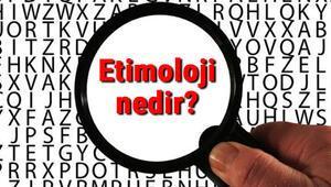 Etimoloji nedir Etimolog ne demek Etimoloji uzmanı (Etimolog) ne iş yapar