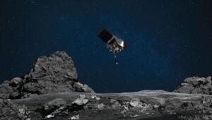 Uzay aracı OSIRIS-REx, gök taşı örneklerini dünyaya ulaştıracak