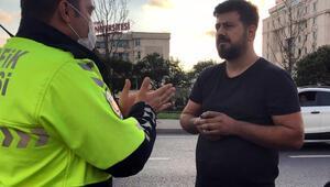 Polise böyle sordu: İlk kez başıma geldi, parasını kim ödeyecek