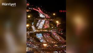 Fransada trafikte OHAL yoğunluğu