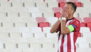 Sivassporun Avrupada yüzü gülmedi Henüz 3 puanla tanışamadı...