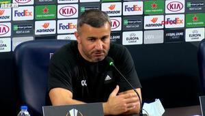 Kurbanov: Düşündüğümüz oyunu oynamaya çalıştık ama Villarreal...