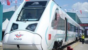 Milli trenlerin üretiminde geri sayım