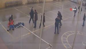 Üç kardeşin öldürüldüğü muhtarlık cinayetinde şok görüntüler ortaya çıktı