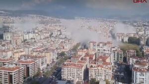 Son dakika haberleri: İzmir'deki şiddetli depremden ilk görüntüler geldi İstanbul'da hissedildi…