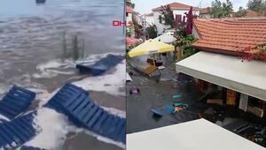 Son dakika... Uzmanlar depremi yorumladı...  Deniz kenarından uzaklaşın, binalara girmeyin