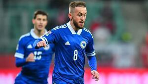 Bosna Hersek Milli Takımına Süper Ligden 7 isim çağrıldı