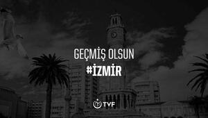 Deprem nedeniyle İzmirdeki voleybol maçları ertelendi