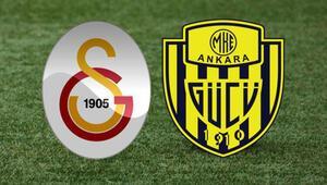Galatasaray MKE Ankaragücü maçı ne zaman saat kaçta ve hangi kanalda
