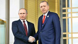Putinden Cumhurbaşkanı Erdoğana taziye mesajı