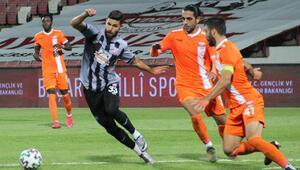 Balıkesirspor: 0 - Adanaspor: 3