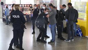 AŞTİ'de çığırtkanlara 12 bin TL ceza