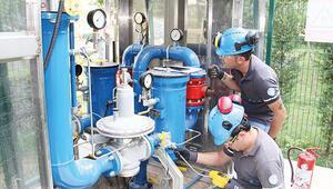 Gaz tüketimine salgın etkisi