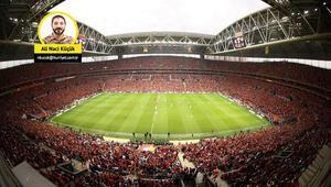 Son Dakika Haberi | Fiyat pahalı geldi Galatasarayda localar boş kaldı