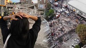 Son dakika: Şiddetli deprem İzmir'i vurdu 15 kenti salladı..Tsunami meydana geldi..