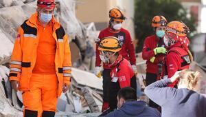 Son dakika haberi: İzmir depreminin ardından Türkiyeye dünyadan destek mesajları yağıyor