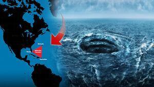 Lanetli bölgenin sırrı çözüldü50 gemi ortadan kaybolmuştu...