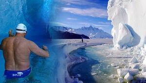 Antarktika'nın karanlık sırları Yaptıklarıyla herkesi şaşkına çevirdi...