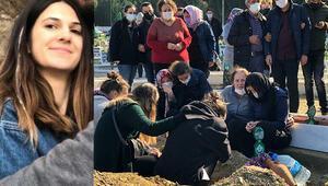 Son dakika haberler: İzmirdeki 6.6 büyüklüğündeki depremde hayatını kaybeden Buse toprağa verildi