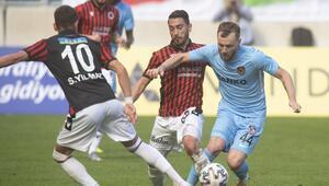 Gençlerbirliği 1-1 Gaziantep FK / Maçın özeti ve golleri