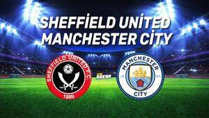 Sheffield United Manchester City maçı saat kaçta hangi kanalda