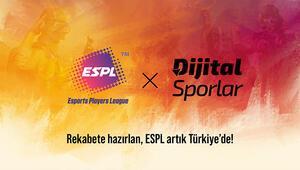 19 ülkede hizmet veren ESPL, Türk espor ekosistemi için artık Türkiye'de