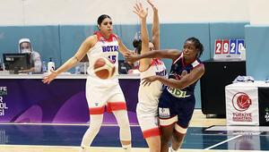 BOTAŞ 78-50 Büyükşehir Belediyesi Adana Basketbol