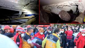 Son Dakika gelişmesi: İzmirdeki depremde 26 saat sonra yaralı olarak kurtarıldı