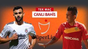 Beşiktaşta 5 eksik Yeni Malatyaspor karşısında galibiyetlerine iddaada...