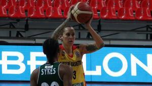 Bellona Kayseri Basketbol: 80 - OGM Ormanspor: 79