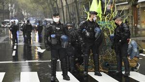Fransada kiliseye saldırı Papazı vurdular