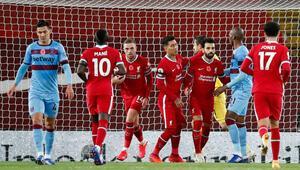 Son Dakika Haberi | Liverpool geriye düştüğü maçtan 3 puanla ayrıldı