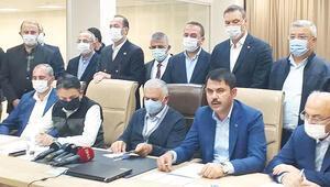 Devlet tam kadro İzmir'de