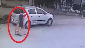 Son dakika haberleri... Güvenlik kamerası görüntülerini paylaştı, dedektif gibi iz sürüp buldu