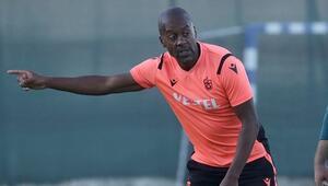 Trabzonspordan Eddie Newtona teşekkür Verdiği katkılardan dolayı...