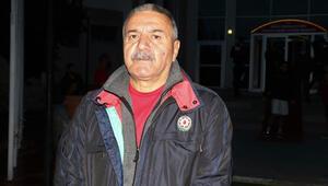 Azerbaycan Erkek Boks Milli Takımı Başantrenörü Neriman Abdullahev: Cepheye gitmeye hazırız. Türk halkına minnettarız