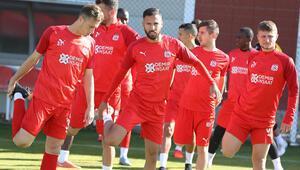 Sivasspor, Hatayspor maçına hazır