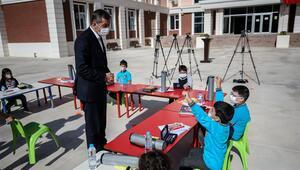 İzmir'de okullar sağlam