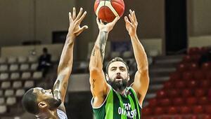 Basketbol Süper Ligi   Empera Halı Gaziantep Basketbol 76-87 OGM Ormanspor