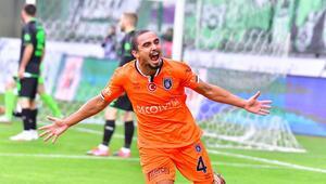 Konyaspor 1-2 Başakşehir / Maçın özeti ve golleri