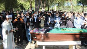 Tsunamide ölen Fatma nine son yolculuğuna uğurlandı