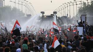 Irak'ta halk yeniden sokaklarda