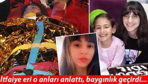 Son dakika haberleri... İzmirdeki depremde yıkılan Emrah Apartmanından 58 saat sonra İdil kurtarıldı ama kardeşi İpekten acı haber geldi
