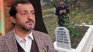 Mehmet Yalçınkayadan duygulandıran paylaşım: Babam 98 gün oldu ayrılalı