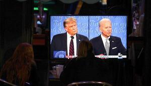 ABD Başkanlık seçim sonuçları son dakika kim önde Amerika Başkanı saat kaçta açıklanacak Trumptan şok sözler