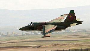 Son dakika... Azerbaycan Ermenistanın bir savaş uçağını daha düşürdü