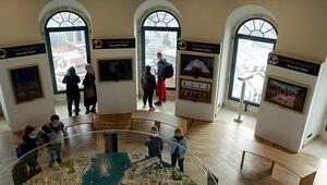 Galata Kulesinde Vakıf Medeniyeti fotoğraf sergisi açıldı